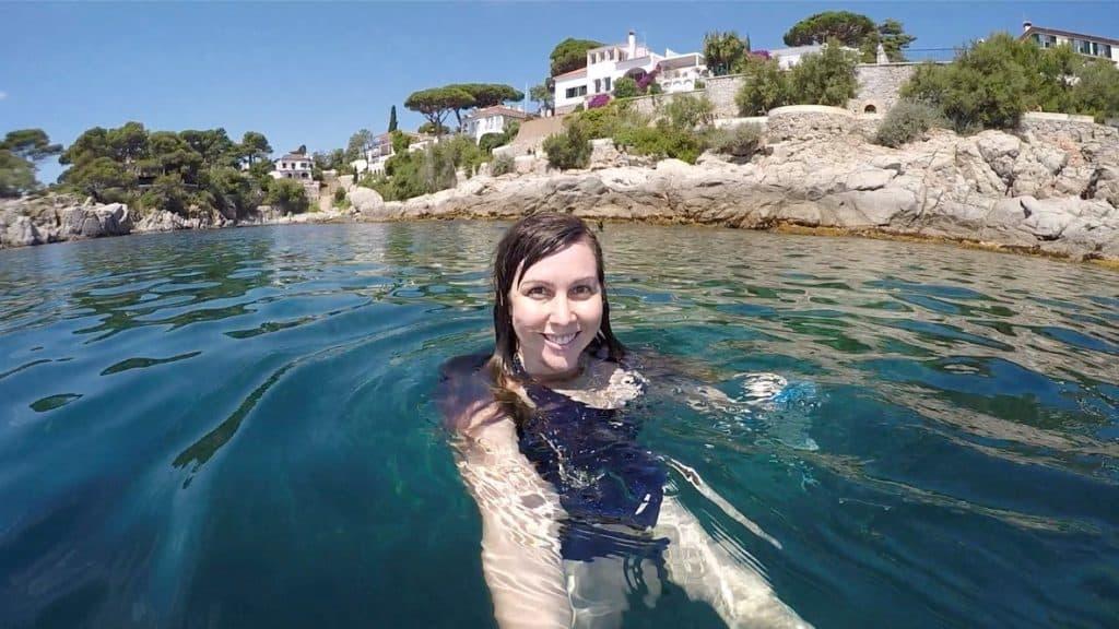 Swim Lanes Costa Brava