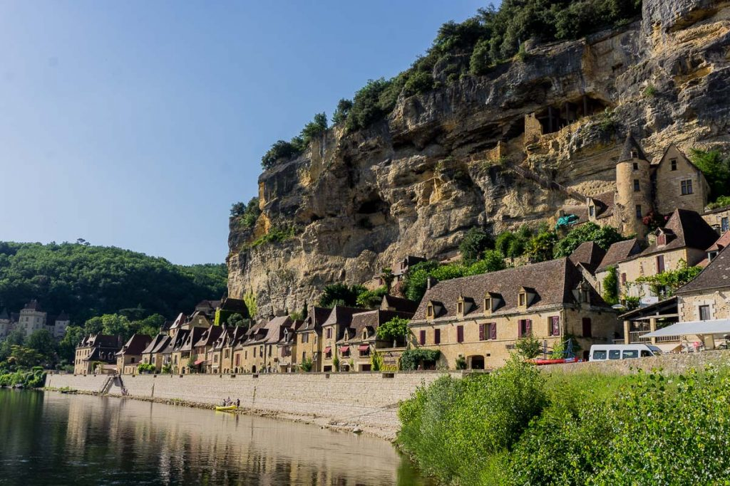 La-Roque: Points of Interest in the Dordogne