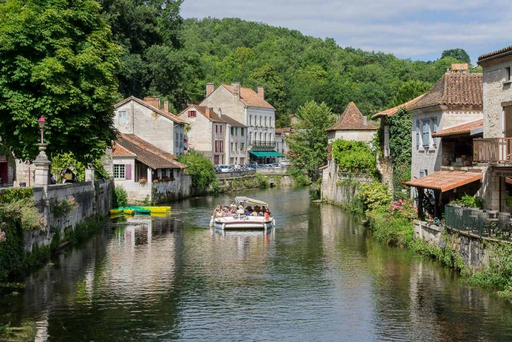Brantome: Most Beautiful Towns in the Dordogne