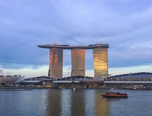 Expat Interview: Moving to Singapore