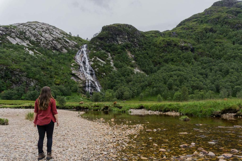Things to Do in Fort William: Steall Falls