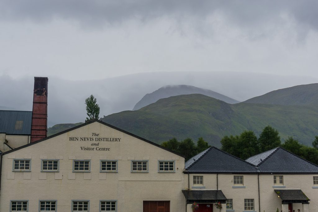 Things to Do in Fort William: Ben Nevis Distillery