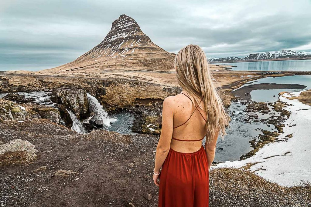Game of Thrones Iceland - Kirkjufell