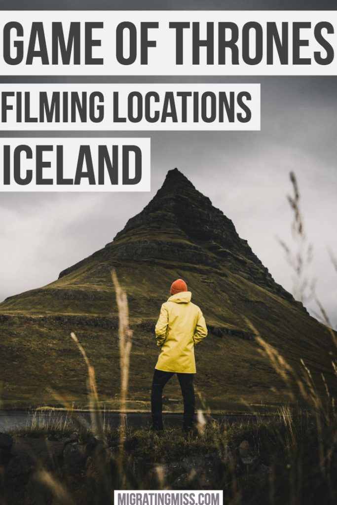 Game of Thrones Location in Iceland + Map