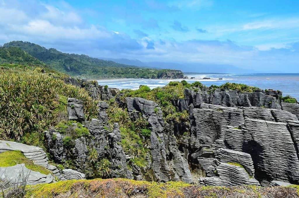 New Zealand South Island Itinerary - Punakaiki