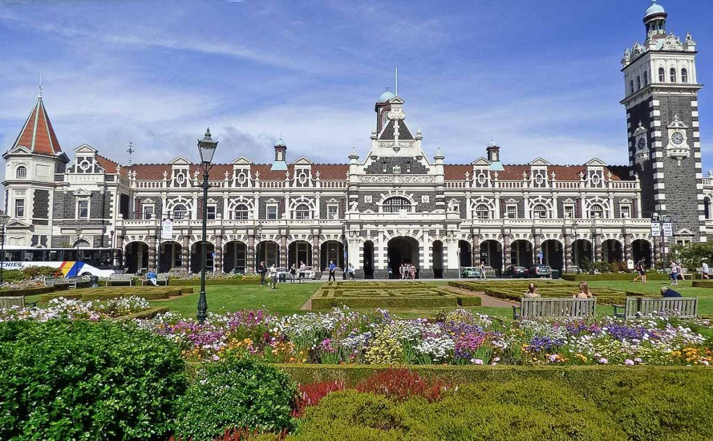 New Zealand South Island Itinerary - Dunedin