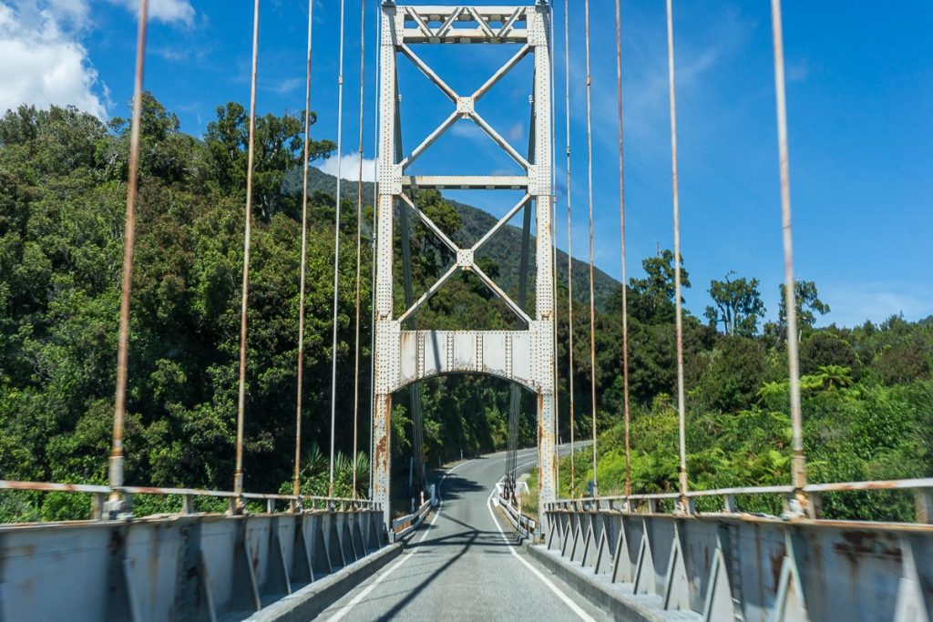 New Zealand South Island Itinerary - West Coast