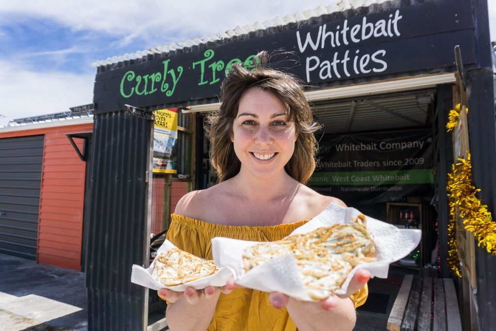 New Zealand South Island Itinerary - Curly Tree Whitebait Company