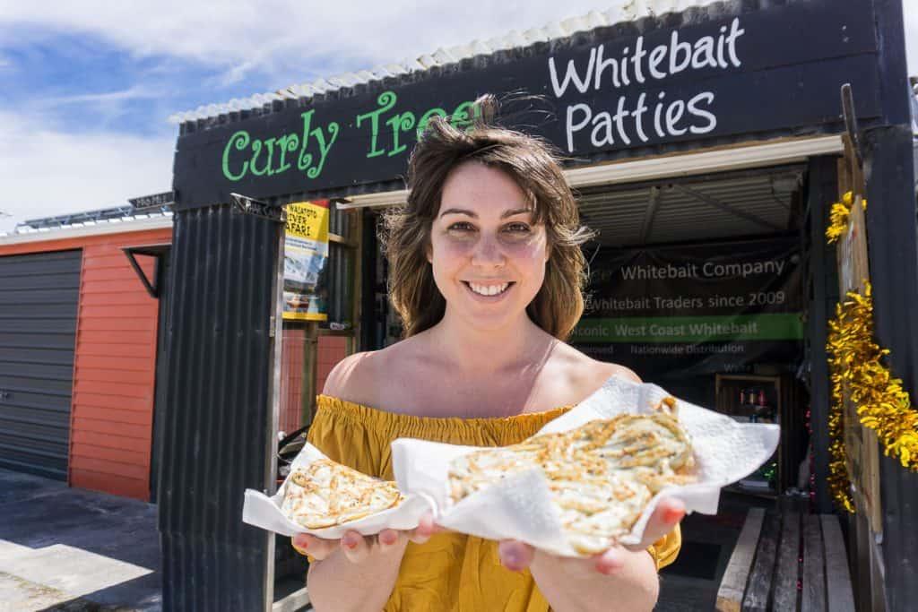 New Zealand South Island Itinerary - Curly Tree Whitebait Company