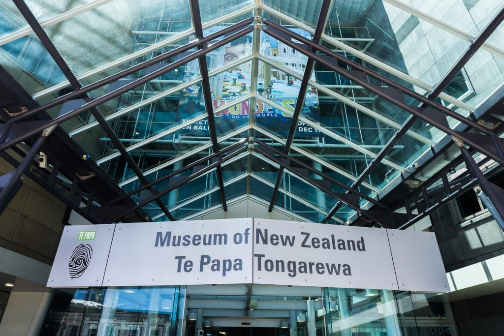 Free Things to Do in Wellington - Te Papa