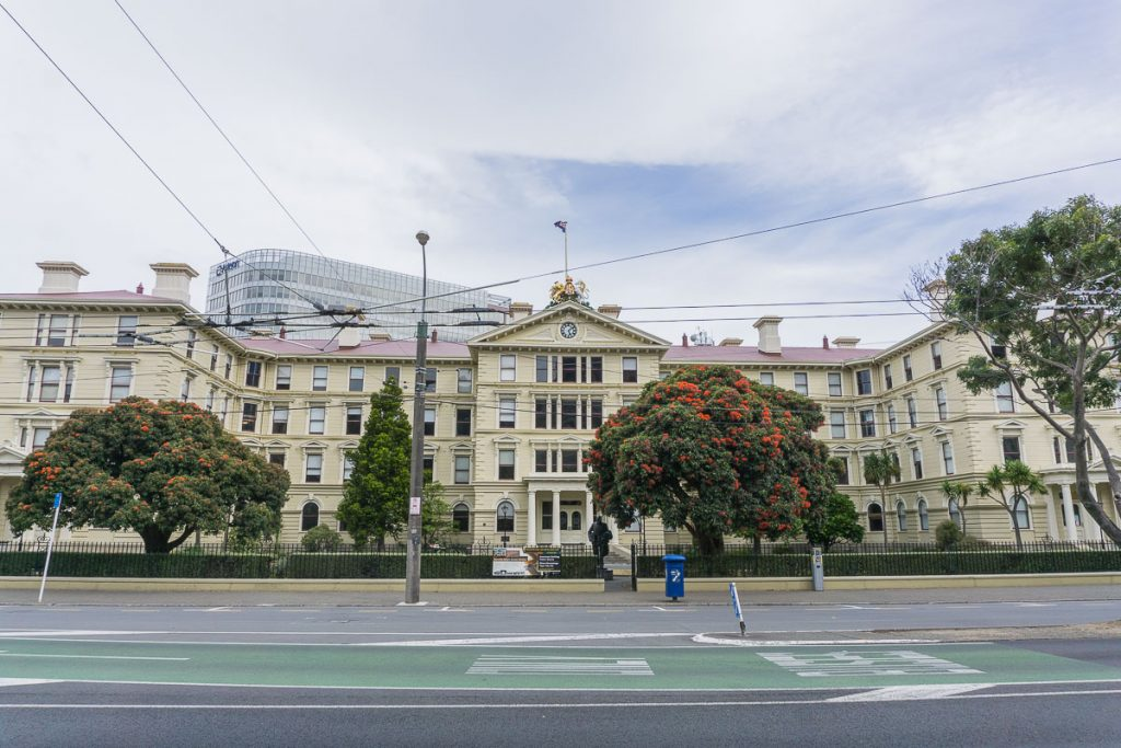 Free Things to Do in Wellington - Old Government Buildings