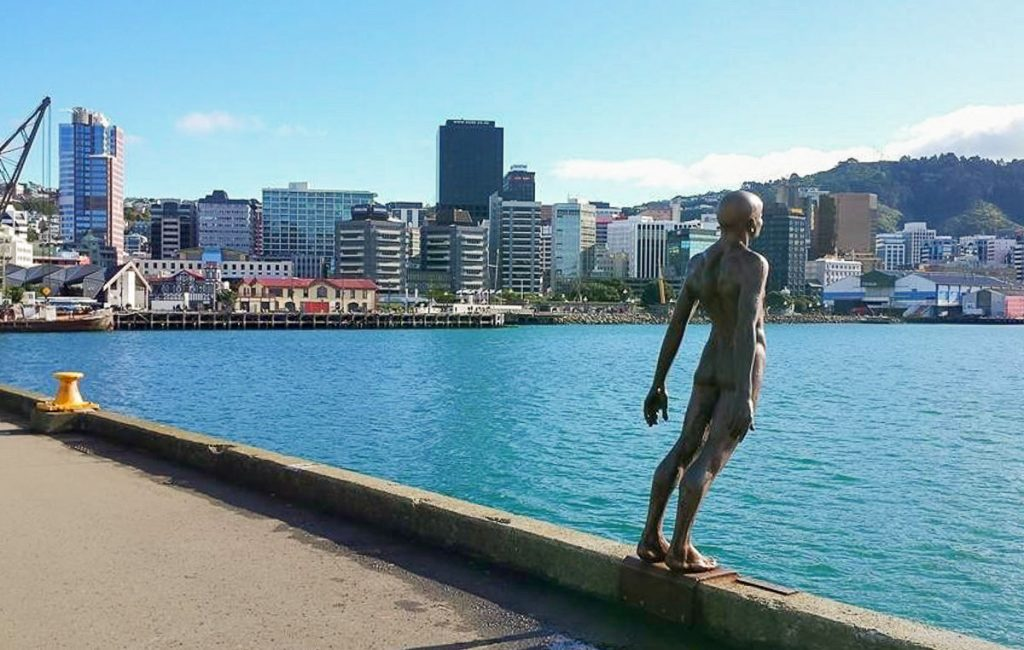 Free things to do in Wellington - Wellington Waterfront Walk