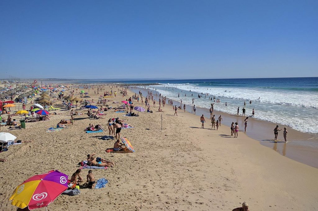 Day Trips from Lisbon - Costa da Caparica