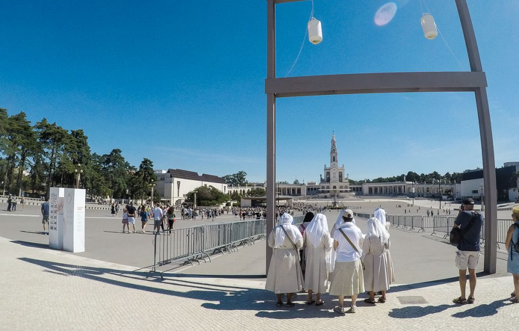 Day trips from Lisbon - Fatima
