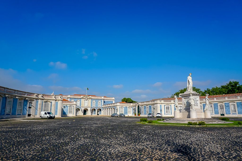 Day Trips from Lisbon - Queluz Palace