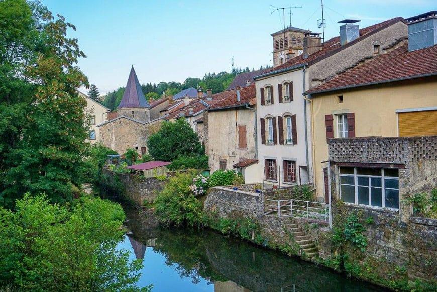 Expat Interview: Fontenoy le Chateau, France