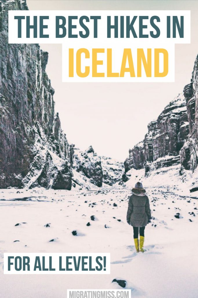 The Best Hikes in Iceland