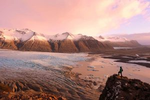 Hikes in Iceland - Skaftafell National Park