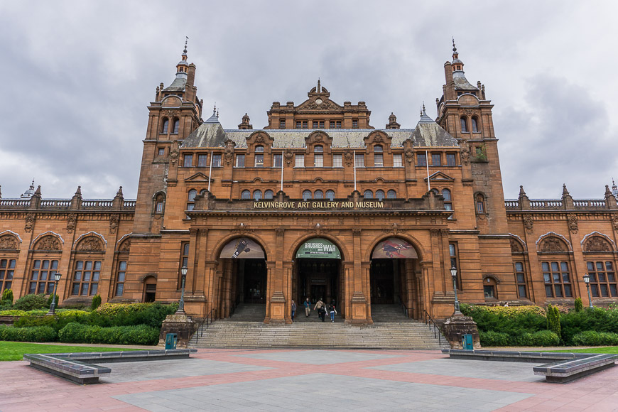 Kelvingrove Glasgow - Things to Do in Glasgow with Kids
