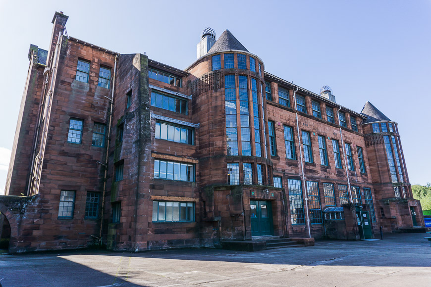Scotland Street School Museum Glasgow