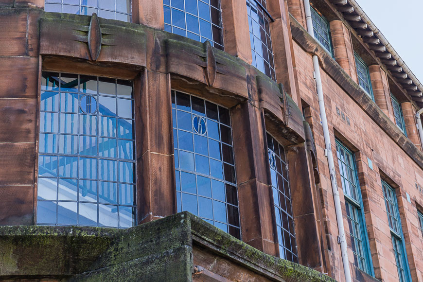 Mackintosh Tour Glasgow