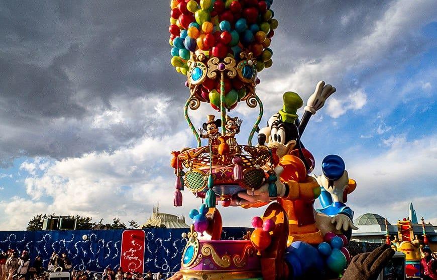 Day Trips from Tokyo - Disneyland