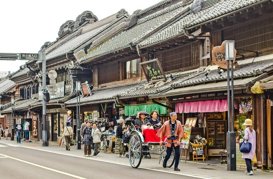 Day Trips from Tokyo - Kawagoe