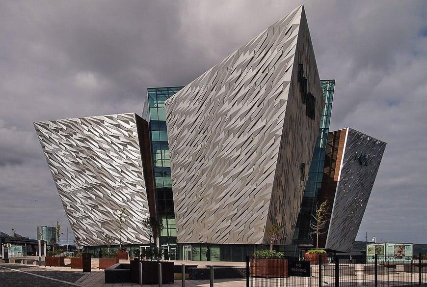 Day trips from Dublin - Belfast