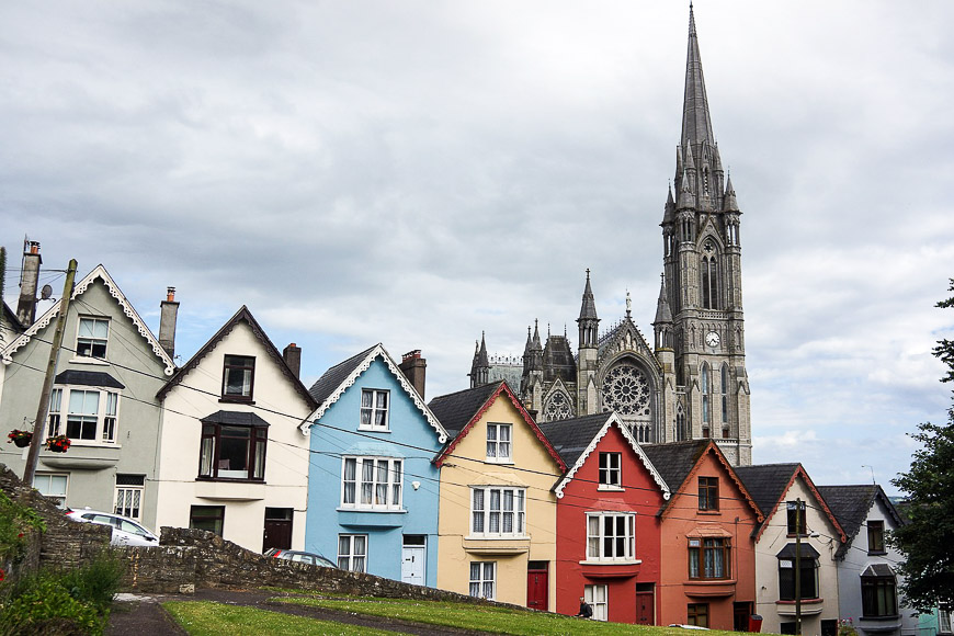 Day trips from Dublin - Cobh
