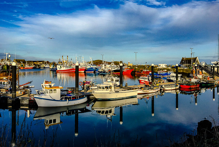 Day trips from Dublin - Howth
