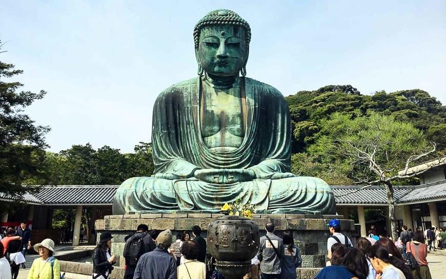 Day trips from Tokyo - Kamakura