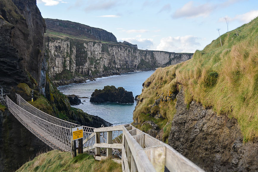 Dublin Day Tours - Carrick-a-Rede
