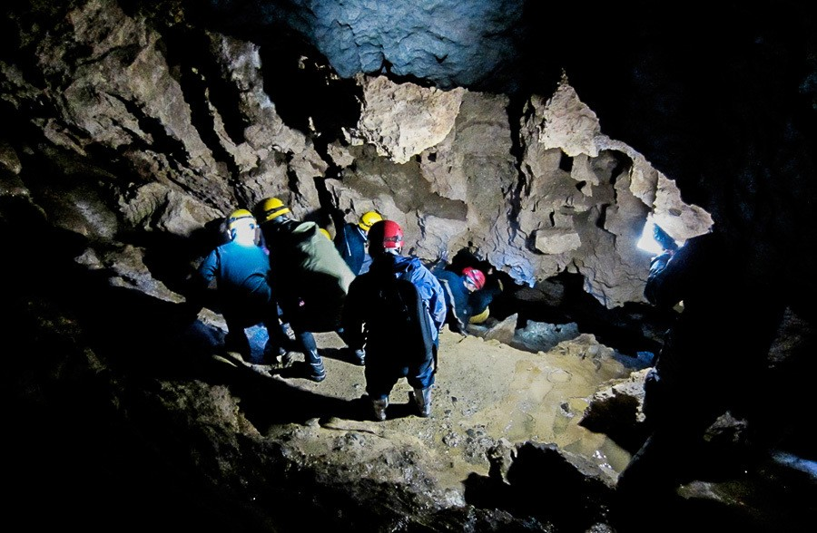 Adventure Activities BC - Horne Lake Caves