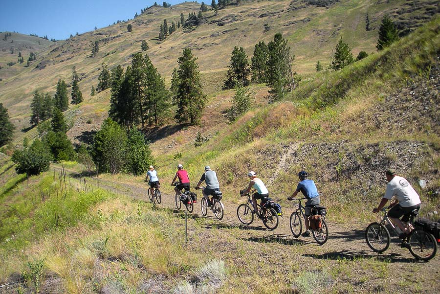 Kettle Valley Cycle Track