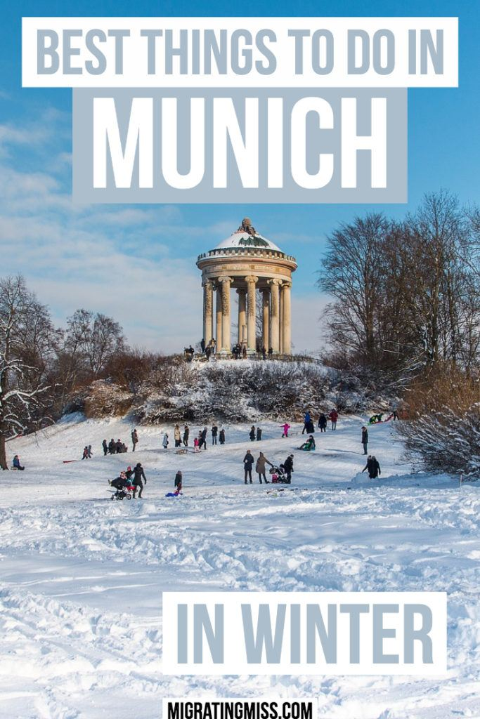 The Best Things to Do in Munich in Winter