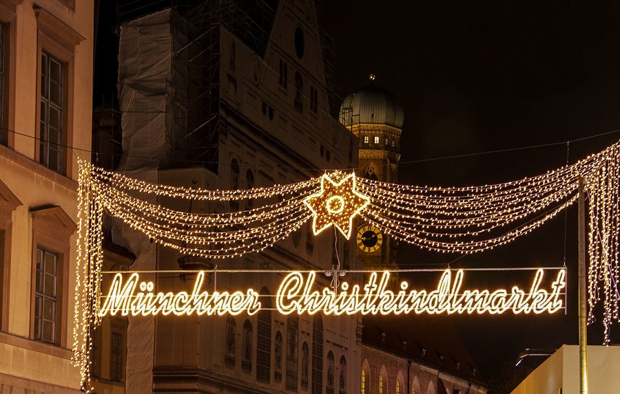 Munich in winter - Christmas Markets