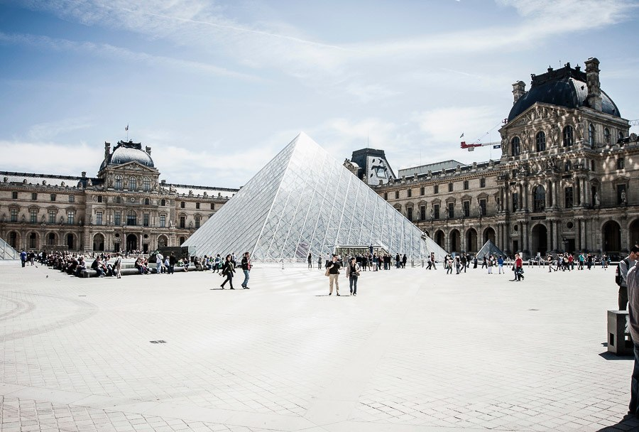 Paris in four days - The Louvre