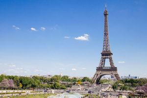 Paris in four days itinerary