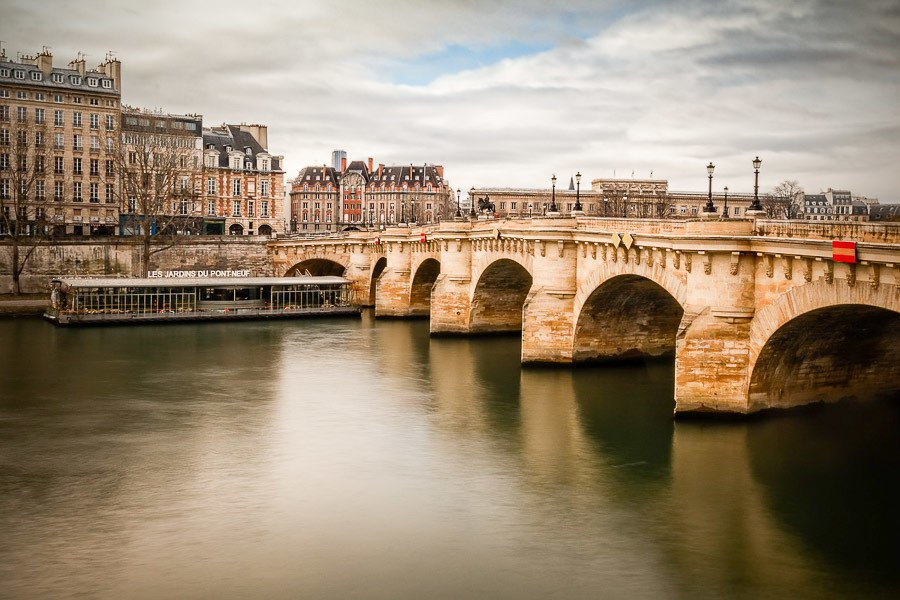 Things to see in Paris in four days