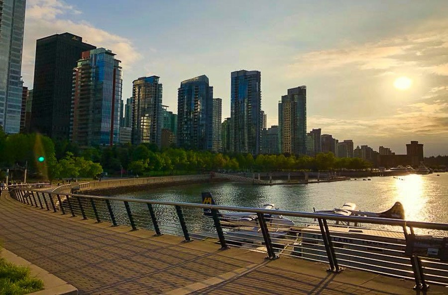4 Days in Vancouver Itinerary