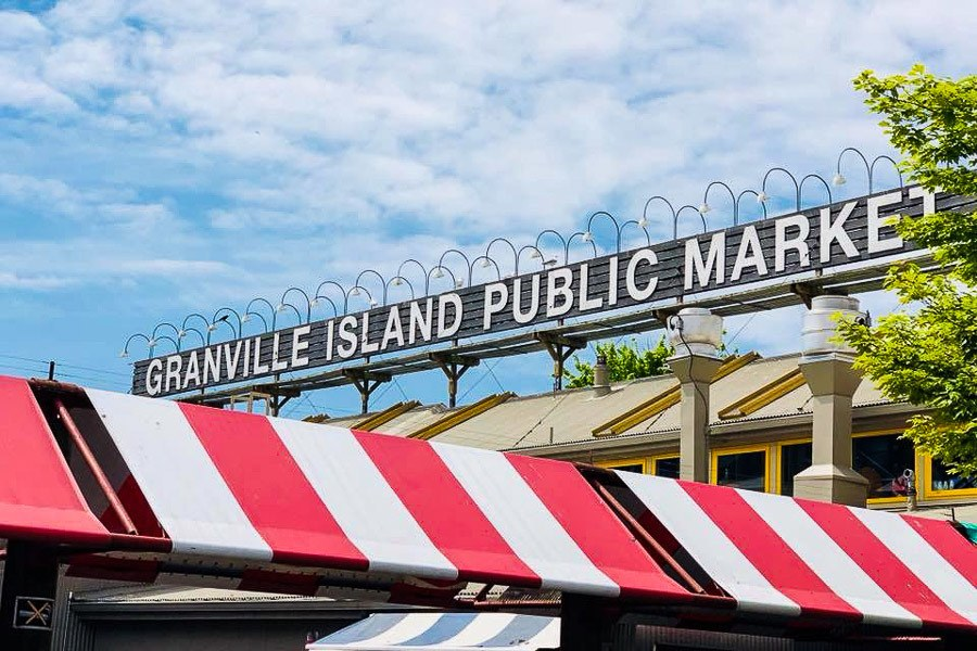 4 Days in Vancouver - Granville Island