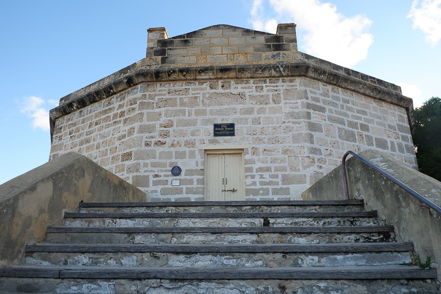Fremantle Round House - 3 Days in Perth Itinerary