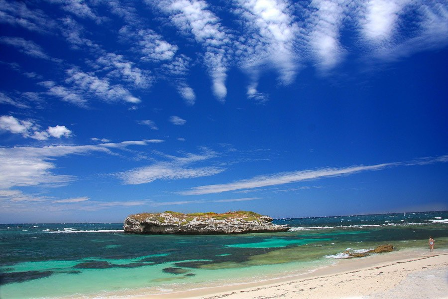 Rottnest Beaches - 3 Days in Perth Itinerary