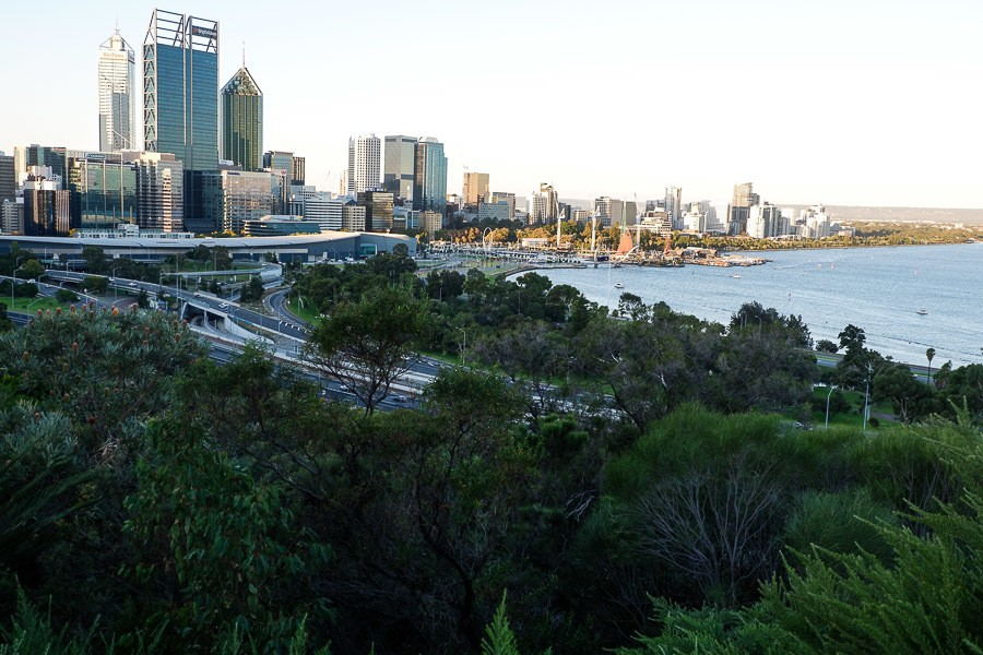 Perth Skyline - 3 Days in Perth Itinerary