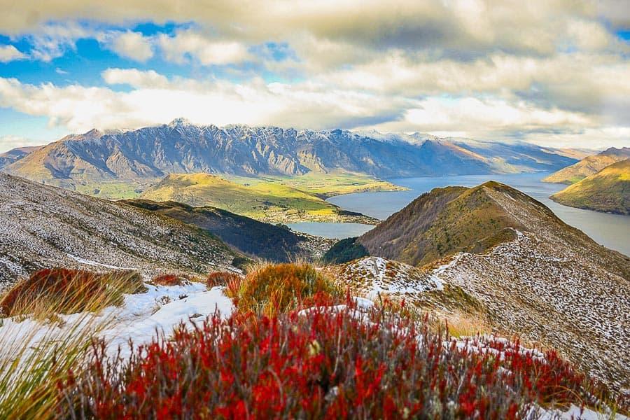 Ben Lomond - Best Hikes South Island New Zealand