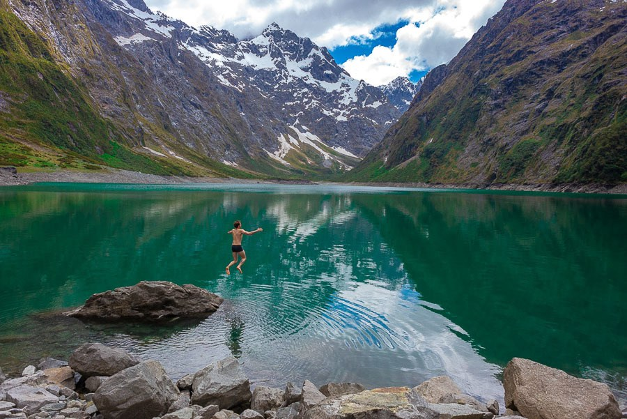 Lake Marian - Best Hikes South Island New Zealand