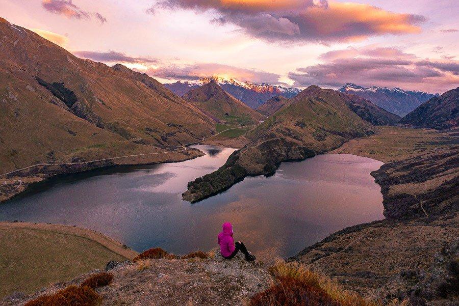 Moke Lake - Best Hikes South Island New Zealand