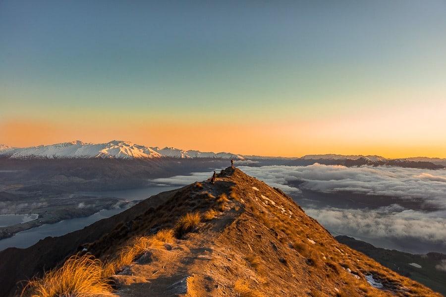 Roys Peak - Best Hikes South Island New Zealand