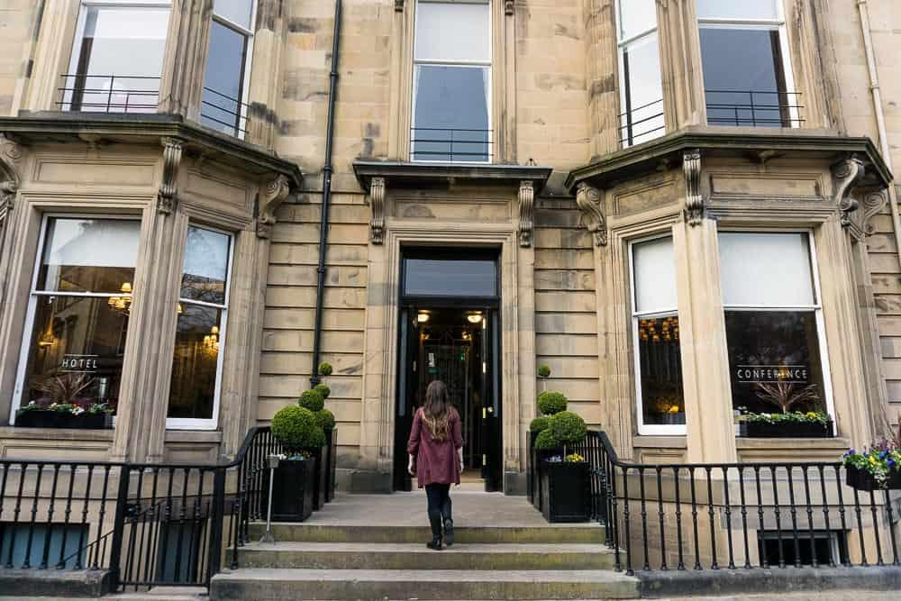The Bonham Hotel, West End Edinburgh