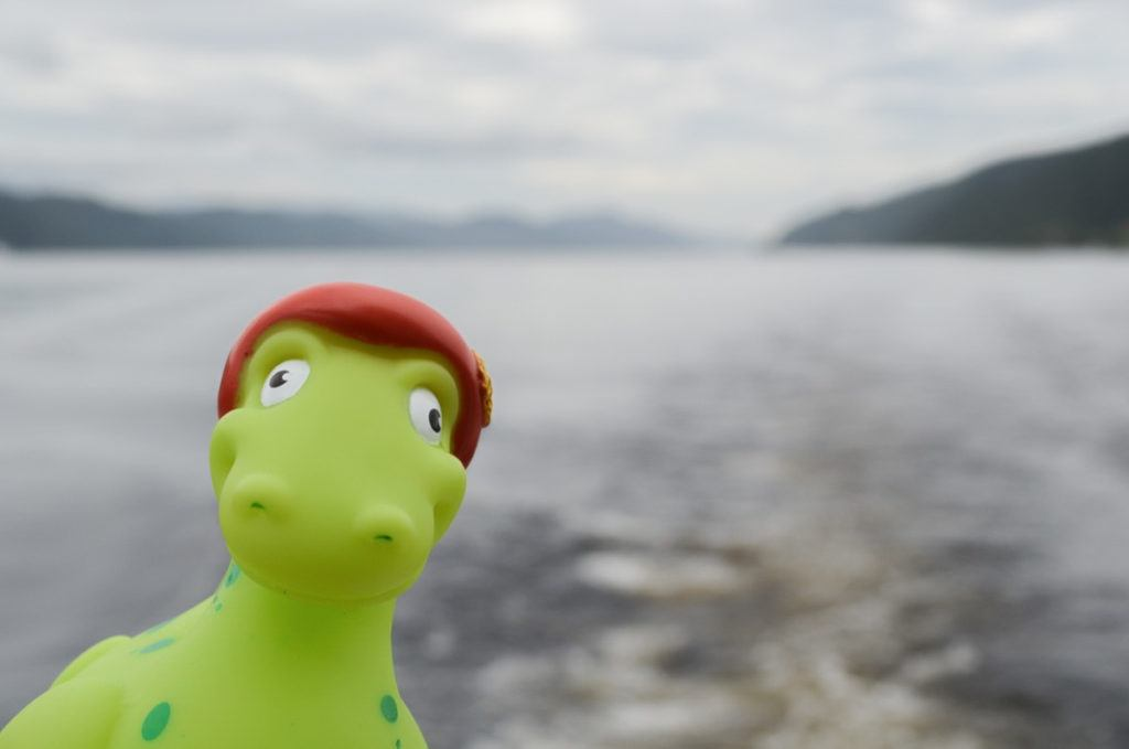 Things to Do in Inverness with Kids - Boat Trip on Loch Ness with Nessie Toy